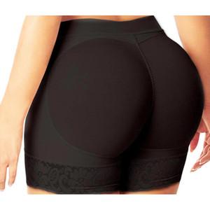 Donne abbondanti glutei Sexy Panties mutandine Turnice Glute Backside Bum imbottito Seglità Sollevatore Enhancer Hip Up Boxer Biancheria intima S-3XL