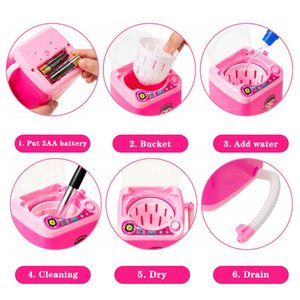 Hot Sale Eyelash Cleaner for Eyelashes Electric Mini Washer Machine Cosmetic Powder Puff Cleaner Makeup Cleansing FDshine