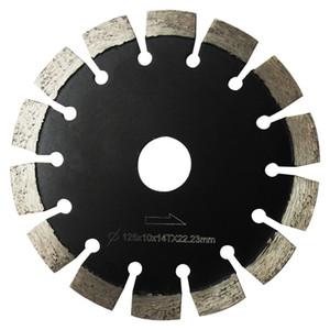 125x10x22.23mm 레이저 다이아몬드 Circluar 강화 콘크리트, 아스팔트, 철, 쿠퍼 절삭 공구, 벽돌 그루 빙 바퀴, 벽 톱