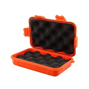 Outdoor Fishing Storage Case Portable Shockproof Waterproof Airtight Container Carry Box