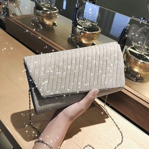 New fashion trend dinner bag cheongsam evening dress bag banquet bridesmaid ladies all-match all-match handbag clutch bag purse