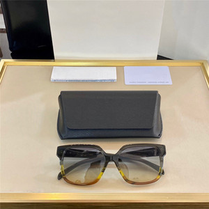 Luxury-40155 New fashion sunglasses for womens square frame new sun glasses Simple atmosphere wild style uv400 protection lens eyewear