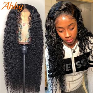 13x6 HD TRASPARENTE Parrucche frontali in pizzo in pizzo 180% Densità peruviana Wave Wave 4x4 Chiusura del pizzo Parrucche per capelli umani per le donne