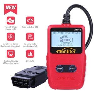 I lettori di codice Scansione Strumenti di scansione OBD2 Lettore scanner OFF Verifica luce motore OBD II Strumento diagnostico Guasto 2 per auto