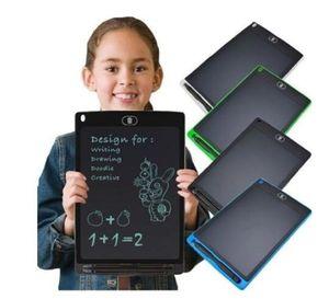 2021 8.5Inch Electronic Drawing Board LCD Screen Writing Boards Digital Graphic Electronic Handwriting Pad Board+Pen