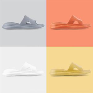 WQD Düz Deri Moda Yaz Dener Terlik Kadınlar Için Yüksek Kalite PU Ayakkabı Sivri Burun Sandalias Kadınlar Sandalet Sandalet Katırlar Slipper
