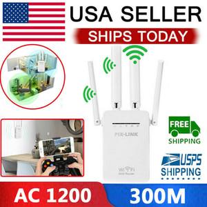 2020 Новый 300M Беспроводной сетевой беспроводной сети беспроводной WiFi частотный диапазон Gigabit 5G WiFi покрытие для более длительного диапазона доля до нескольких устройств WiFi