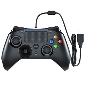 VTIN Wired Gaming Controller para PS4 Game Controller USB Gamepad para PC Computer Laptop Gaming Play Android TV Celular Y1209