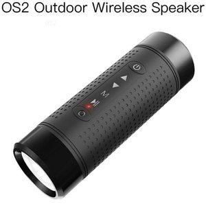 Jakcom OS2 Extérieur Haut-parleur sans fil Vente chaude dans la barre de son en tant que lampe de chromothérapie Montre de caméra d'horloge élégante