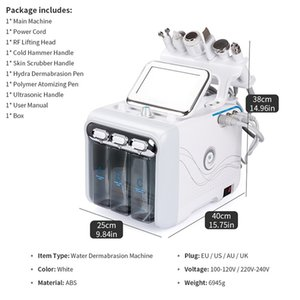 Face cleaner skin Rejuvenation Face Lift Blackhead Remover Dermabrasion Machineasion Bio-lifting Wrinkle Removal Hydrafacial Spa In Sto