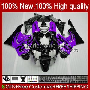 Fairing For HONDA purple new CBR893RR 89 90 91 92 93 CBR900RR 94HC.181 CBR 893RR 900RR 900 893 CBR893 RR 1989 1990 1991 1992 1993 Bodywork