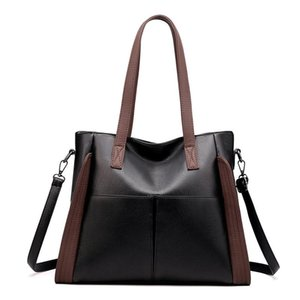 2020 Winter Bag Women Messenger Bags Soft PU Shoulder Bag Fashion Satchel Lady Crossbody Large Capacity Casual Totes Purse
