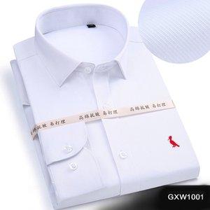 Reserva listrado mens vestido camisas outono de mangas compridas camisa social masculina casual fit homens de camisa blusa colcci aramy 201124
