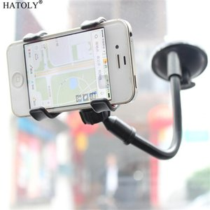 Universal Suction Cup Sucker Car Windshield Mount Phone Holder For   Dashboard Stand Glass Sticky Bracket<