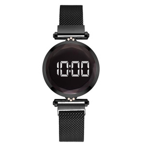 Men S Digital Watch LED Display Water proof Male Wrist watches Chronograph Calendar Alarm Sport Watches