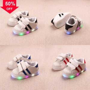 Envayel спортивная обувь светодиодный для обуви кроссовки детей мальчики светодиодные светлыми девочками Las Bebe Bebe детская детская обувь с светлыми светящимися светящимися