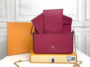 Classic New handbag Bag Women embossing Genuine Leather Handbags Shoulder crossbody VINTAGE Clutch Tote Messenger Shopping Purse with box