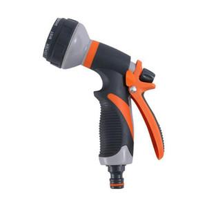Home Multi-Function Garden Water Gun Car Wash Water Gun 8 Function Plastic Glue Adjustable Flower