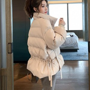 Women's Down Quilted Cotton Cloth Cotton-Padded Clothes Women Short Style Version of The Loose Winter Coats Cotton-Padded Jacket 201124