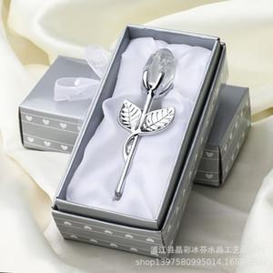 Favores de cristal de moda favores com festa de caixa colorida favores bebê chá de lembrança para presentes de casamento romântico 61 p2