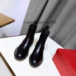 Botas de mulher legal botas de moda de salto alto de salto alto desgaste desgaste resistente desgaste sapatos 2020 novos produtos asiáticos tamanho 35-39