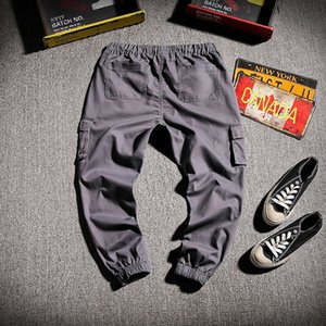 Mens Cargo Pants mens pant Multi Pocket pant High Quality Jogger Pants mens track pants free shipping trousers