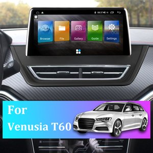 9 Inch For Venusia T60 Car GPS Navigator Android 10.0 Latest Map Sat NavCar Navigation FM Radio Bluetooth MP5 Video Player