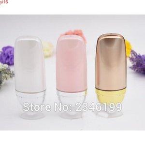 50G 50ml Botella sin aire, Cosmética Mildy Wash Cream Embalaje Vacío BB SunCream Squeeze Acrylic Tube, 20pcs / Lotgoods