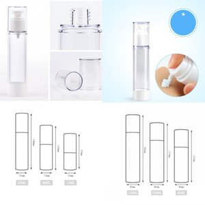 Portátil Multi Especificación Cosméticos Botella Hombres Mujeres Multi Especificación 15 120ml Emulsión Spray Vacuum Flask 3 22DY J2