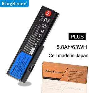 Keener 5800mAh-Laptop-Batterie für Lenovo IBM ThinkPad X200 x200S x201 x201i Serie 42T4834 42T4535 42T4543 42T4650 42T4534