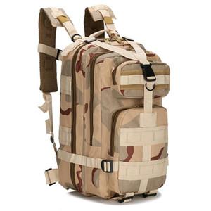 New Outdoor Backpack Camping Climbing Bag Waterproof Mountaineering Hiking Backpacks Molle Sport Bag Climbing Rucksack