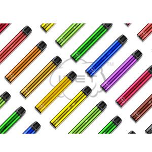 100% Original-Ilehier-Shion-Einweg-Pod-Gerät Vape-Stift 600 Puffs 400mAh tragbare Vape-Verdampfer-Stift E