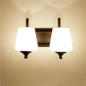 Duvara Monte Başucu Okuma Vintage Duvar Lambası Luminaria Loft Ev Aydınlatma Yatak Odası Aydınlatma Çağdaş LED Lamba