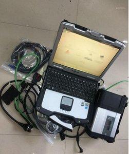 MB Star SD C5 Полный набор с программным обеспечением HDD V06 / 2020 с помощью CF30 4G Toolbook для диагностики MB Star C5 Compact 5 Dianostic Tool1
