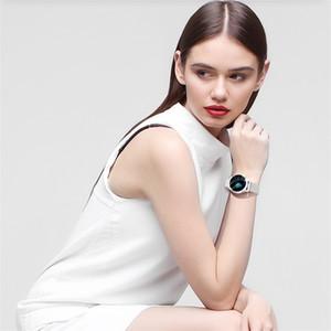 Women'S Fashion Smart Bracelet Watch Lift Wrist Bright Screen Dynamic Dial Watch Outdoor Swimming Waterproof Watch