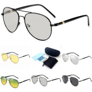 F6e New Polarized light sunglasses ladies frames oval frame watch show advanced simple and popular style fashion Fashion sunglasses men uv o
