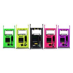 100٪ الأصلي KP-4 Rosin Press Machine بواسطة LTQ Vapor KP4 الشمع DAB Sceezer درجة الحرارة قابل للتعديل استخراج أداة كيت كيتر مع 4 طن