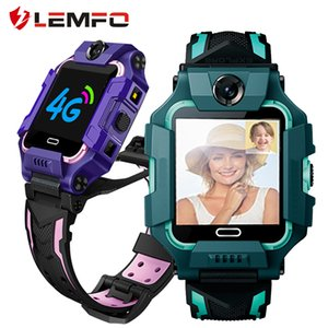 LEMFO Y99 4G Smart Kids Dual Camera Support HD Video Call GPS Wifi LBS Children Smartwatch For Android IOS Phone Watch