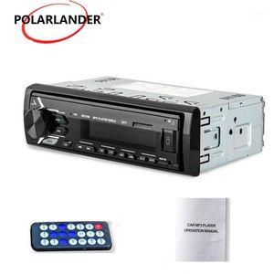 AUDIO AUDIO Radio 1Din Autoradio Aux Input Receiver Bluetooth Stereo MP3 MP3 Multimedia Player Supporto FM / MP3 / WMA / USB / SD Card1