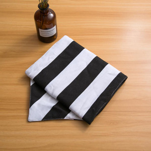 Linen Striped Modern Table Runner Marriage Chirstmas Wedding Banquet Party Event Table Cover Table Decoration Home Textile