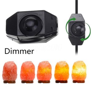 Newest Design Premium Quality Himalayan Ionic Crystal Salt Rock Lamp with Dimmer Cable Cord Switch UK Socket 1-2kg - Natural Night Lights