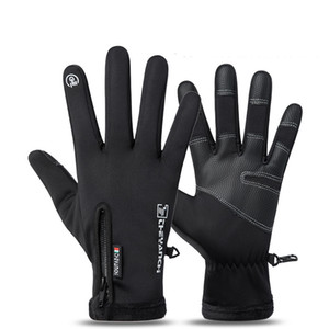 Winter Cycling Waterproof Windproof Thermal Warm Touchscreen Outdoor Sports Skiing Motorcycle Gloves