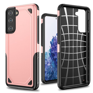 2 in 1 armor Shockproof four corner fall prevention Defender Phone Case Cover For Samsung S20 S21 S30 Note 20 ultra s10