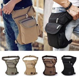 Men Riding Hiking Chest Running Sports Bag Outdoor Waterproof Tactical Stylish Thigh Pouch Waist Belt Pouch Men Leg Bag