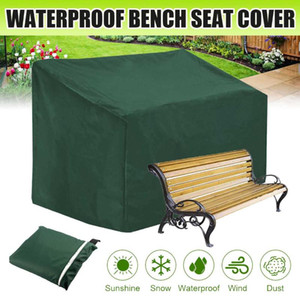 2 3 4 Seats Waterproof Chair Cover Garden Park Patio Outdoor Benchs Furniture Sofa Chair Table Rain Snow Dust Protector Cover