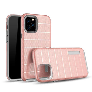 Dual Layers Hybrid Armor Commuter Defender Cases for iPhone 11 Pro Max XR XS MAX Samsung S10 Note 10 LG K51