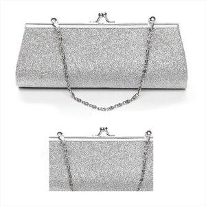 Hot Clutch Wedding Drop Purse Evening Good Bag Banquet Shipping Party Glitter Handbag Women Shoulder Quality Tgevm