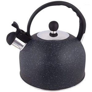 Electric Kettles Whistling Kettle, Teapot With Loudd Whistle And Anit- Handle, Grade Stainless Steel Water Kettel For Home1