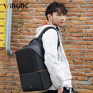 Kingsons Anti Thief Bagpack с блокировкой TSA 15,6 дюйма рюкзак для ноутбука для женщин мужская школьная сумка женское мужское путешествие Mochila новейшее