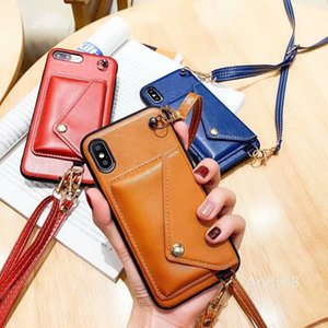 Crossbody phone case for iphone 12pro max Samsung phone case pluscard wallet with strap Shoulder Bag iphone case